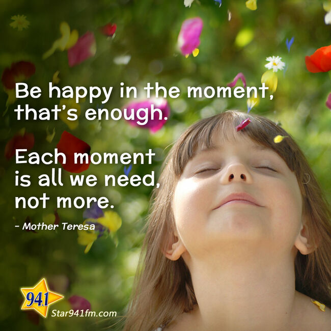 Feel Good Quote Star 94.1