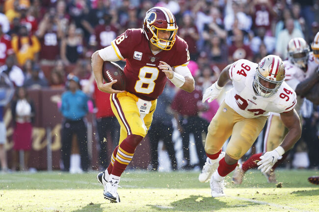 Washington Redskins vs. San Francisco 49ers