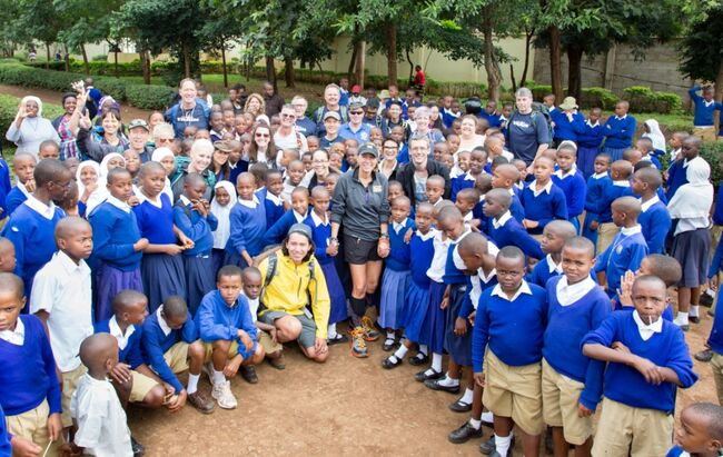 K2 Adventures orphanage