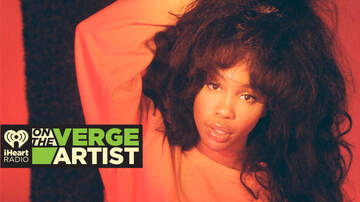 iHeartRadio On The Verge - SZA: iHeartRadio On The Verge Artist