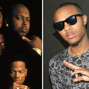 Bow Wow Roasted After Posting Pic Of Himself With Classic Death Row Lineup