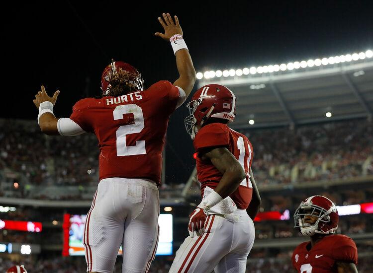 Alabama vs. Arkansas
