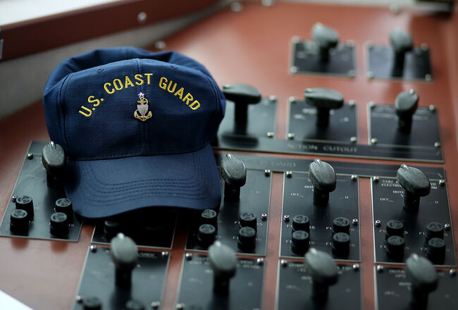 U.S. Coast Guard Getty Images