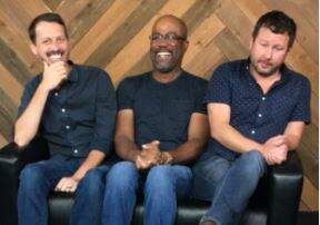 Tige and Daniel Tiny Couch - Tiny Couch Interview with Darius Rucker