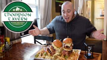 Taste Of The Tavern - Chef Ryan's Beast Burger Challenge