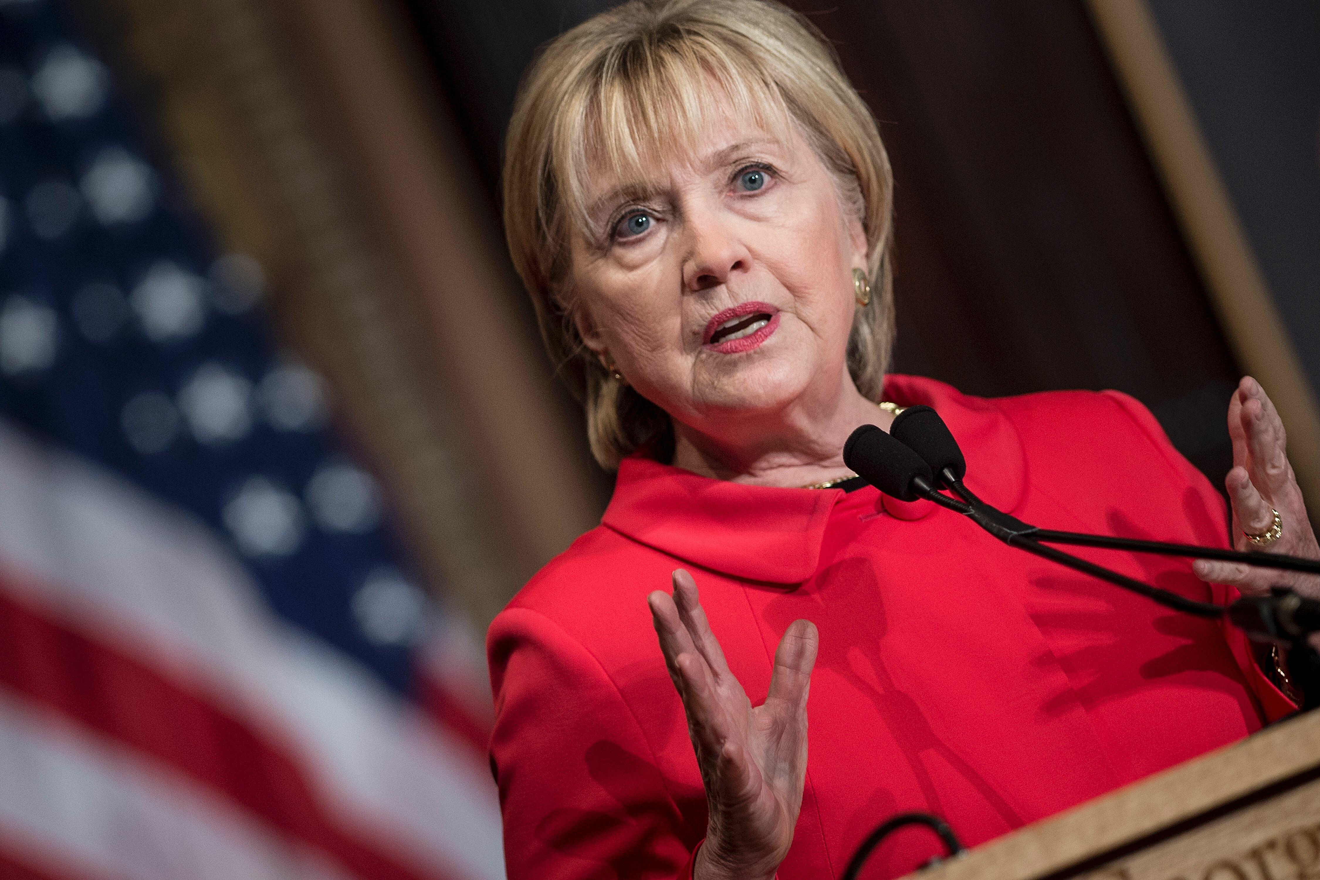 Justice Department IG To Release Report On Clinton Email