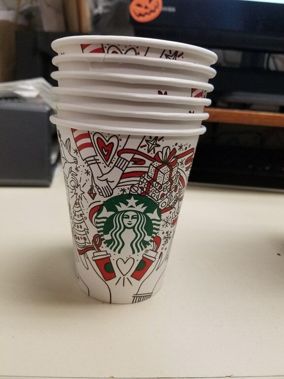 starbucks holiday cups will have a christmas tree on them this year