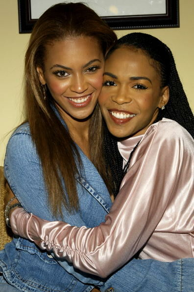 Beyonce and Michelle Williams - Getty Images