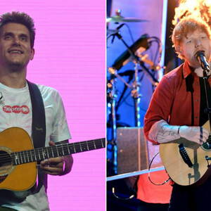 John Mayer Wishes 'Superman' Ed Sheeran Well After Bike Accident