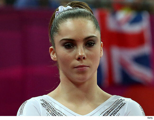 Olympic gymnast McKayla Maroney