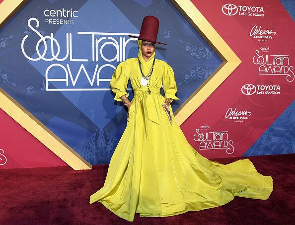 Soul Train Awards - Erykah Badu - Getty Images