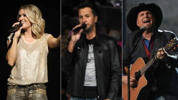 iHeartRadio Country Festival - 51st Annual CMAs: Luke Bryan, Carrie Underwood, Garth Brooks To Perform