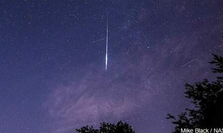Local Houston & Texas News - Meteor Shower To Peak Tonight