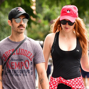 Joe Jonas, Sophie Turner 'Already Thinking Of Having Kids' Is Made-Up Story
