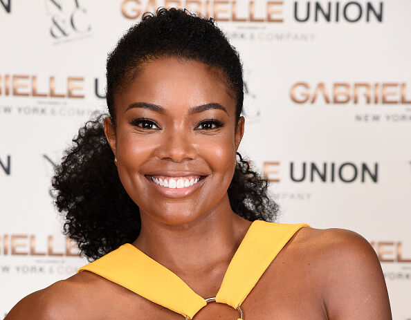 Gabrielle Union - Getty Images