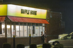 Nashville-Area Waffle House Shooter Remains On The Loose