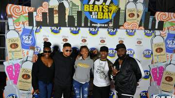 Beats By The Bay - Dru Hill backstage Meet and Greets 2019 Beats By The Bay