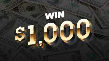 Contest Rules - Win $1,000 on The Patriot!