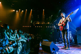 PHOTOS: iHeartRadio Album Release Party with Niall Horan