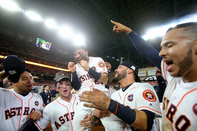 Astros are headed to the World Series | News Radio 1200 WOAI