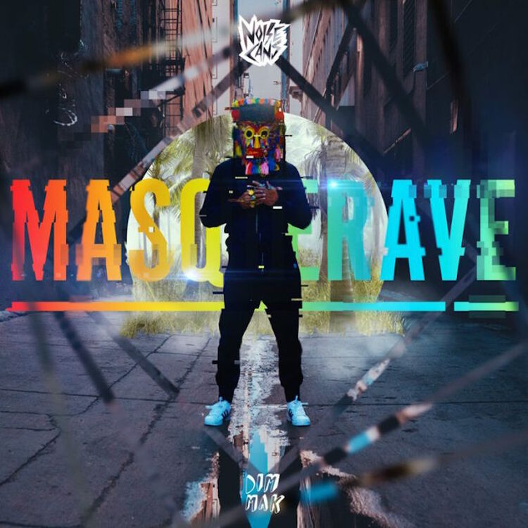 Noise Cans - 'Masquerave'
