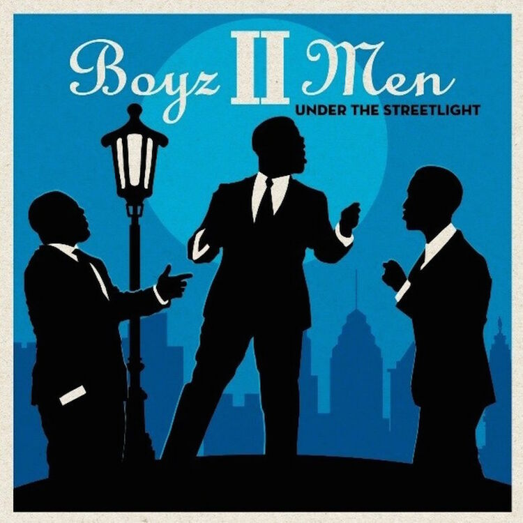 Boyz II Men - 'Under The Streetlight'