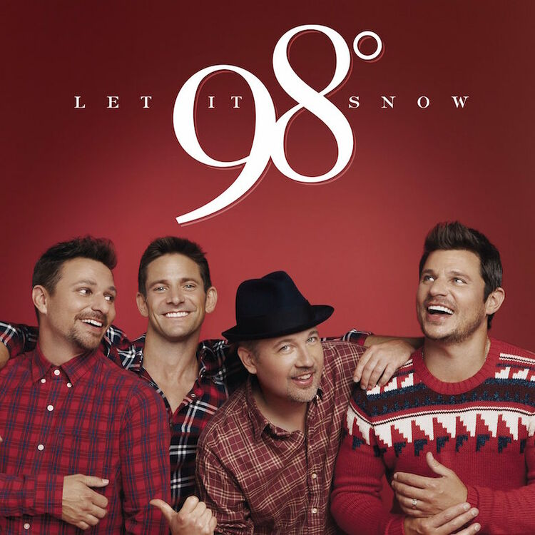 98 Degrees - 'Let It Snow'