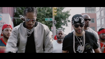 DJ Clue - NEW VIDEO: DJ Clue x Tru Life x Future 'Last Night'