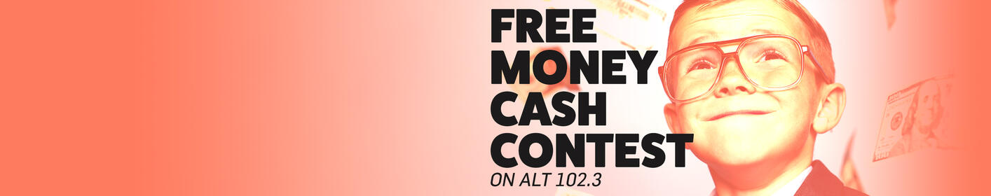 Listen weekdays to win $1000 cash!