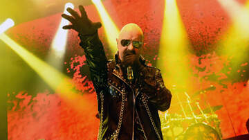 Ayo - Judas Priest's Rob Halford calls The Eagle.