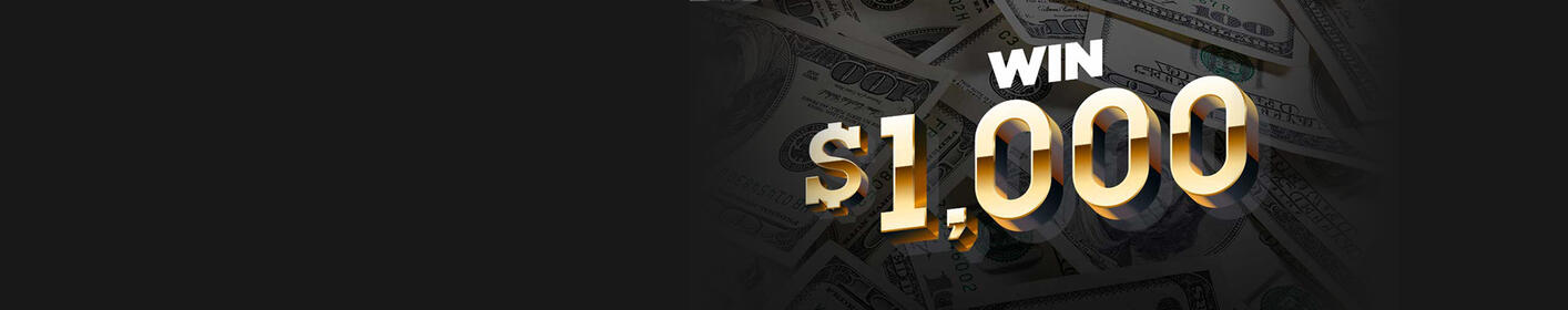 Listen To Win $1,000 Every Hour!!