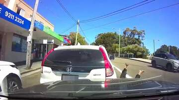 Weird News - Angry Driver's Road Rage Attempt Backfires And It's All Caught On Dashcam