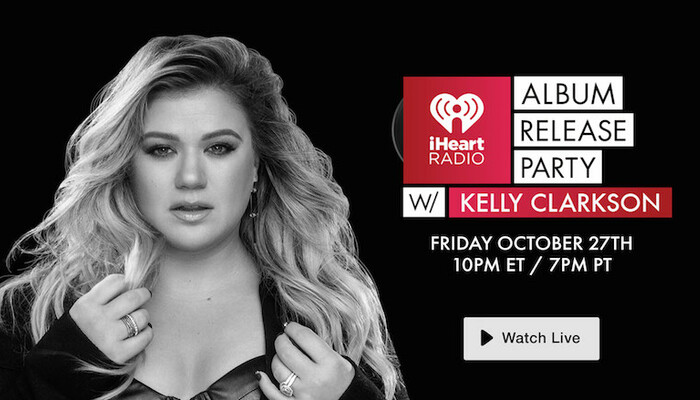 Kelly Clarkson Will Celebrate 'Meaning of Life' During Album Release Party on STAR 94.1