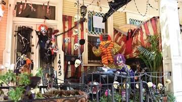 On With Mario - Courtney's Corner: Next Level Halloween Decorations!