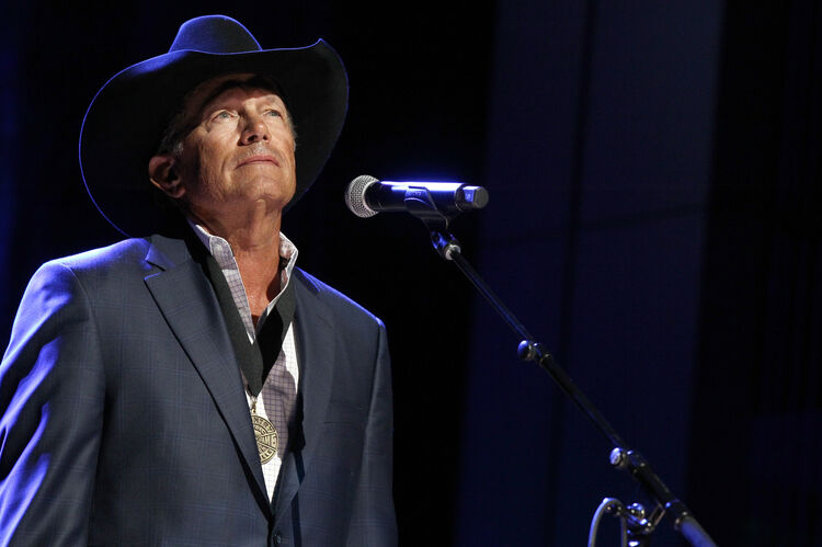 George Strait Getty Images