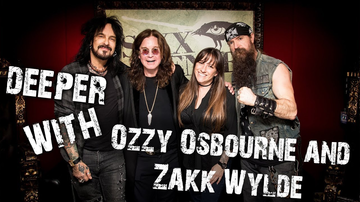 Nikki Sixx - Deeper With Ozzy Osbourne and Zakk Wylde
