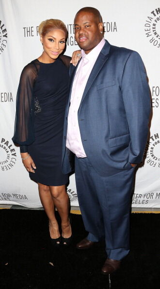 Tamar and Vince - Getty Images