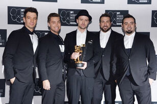 *NSYNC Announce Reunion Date For Hollywood Walk Of Fame Ceremony