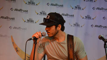 102.5 The Bull - AlaTrust Lounge - Morgan Evans | 10.25.17