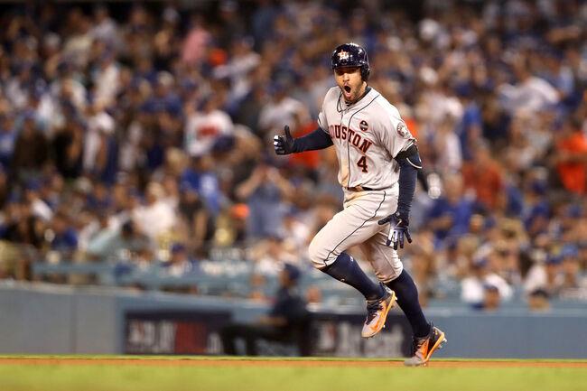 2017 World Series Game 2: Houston Astros vs. Los Angeles Dodgers