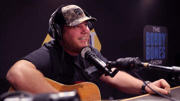 Bobby Bones - Luke Combs Performs 'When It Rains It Pours' With Just His Guitar
