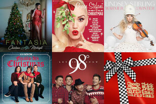 All Of the New Christmas Music You Need To Be Listening To
