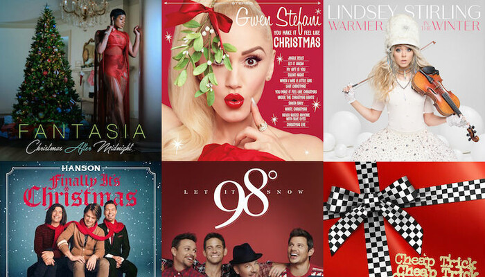 All Of the New Christmas Music You Need To Be Listening To  on STAR 94.1