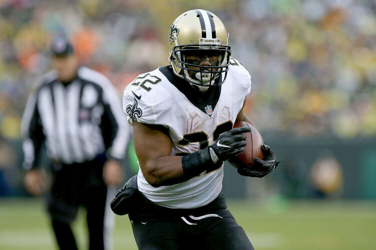 Mark Ingram Getty Images