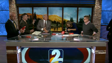 Jim Show - Morning New Anchor Tries Carolina Ghost Chip...And Fails