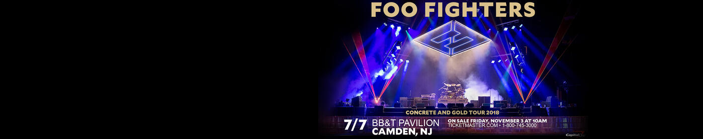 SOLD OUT GUEST LIST: Foo Fighters & The Struts