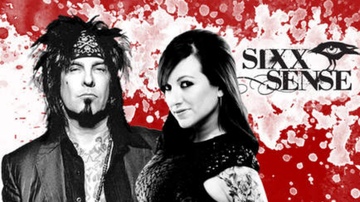 Nikki Sixx - Listen To Halloween Playlists Curated By Nikki Sixx and Jenn