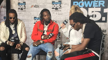 Powerhouse - Did Migos Just Confirm Kanye West Produced Their New Album?