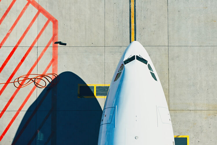 Airplane Generic Getty RF