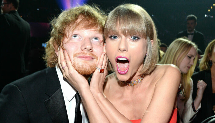 Ed Sheeran Reveals What He Really Thinks Of Taylor Swift's Boyfriend on STAR 94.1